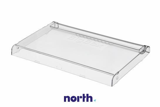 Front środkowej szuflady zamrażarki do lodówki 00663722,1