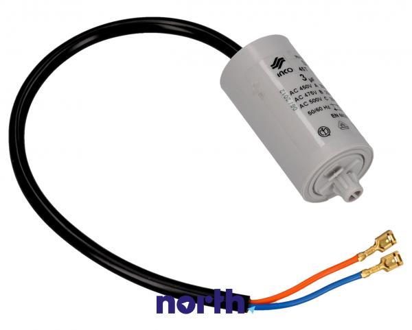 Kondensator sprężarki do lodówki Whirlpool 481212028055,0