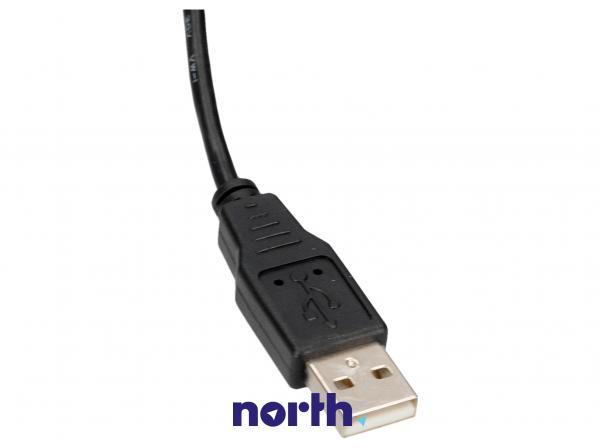 Kabel 2m USB A - USB B mini (wtyk/ wtyk) standard,1