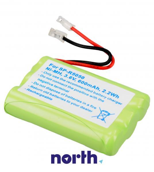 CPAAA36043 Akumulator 3.6V 0.6Ah telefonu bezprzewodowego,0
