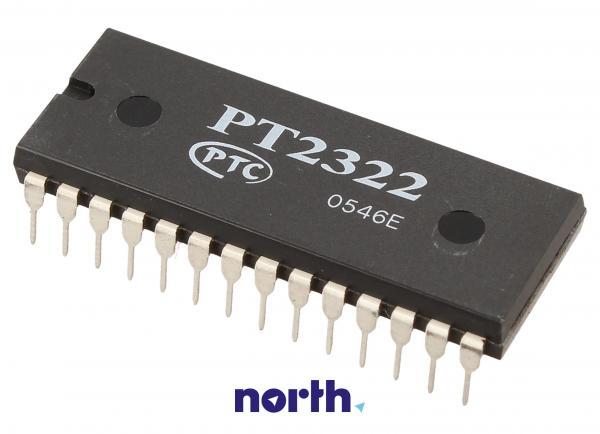 PT2322 Układ scalony IC,0