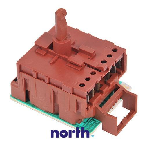 Przełącznik funkcyjny do pralki Privileg 3794404008,0