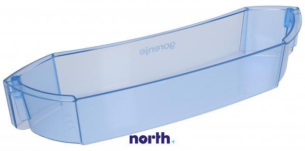 Balkonik/Półka dolna na drzwi chłodziarki  do lodówki Gorenje 156519,1