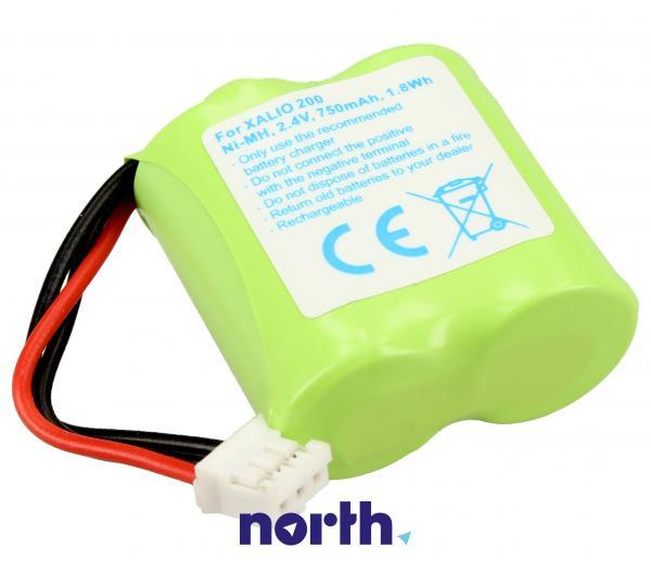 CPAA24005 Akumulator 2.4V 750mAh telefonu bezprzewodowego,0