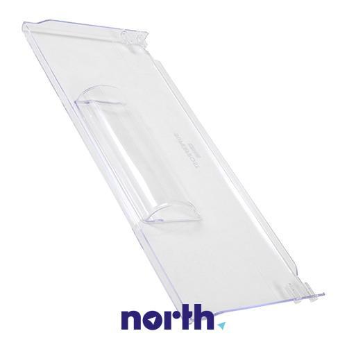 Pokrywa   Front szuflady zamrażarki do lodówki 2425356165,0