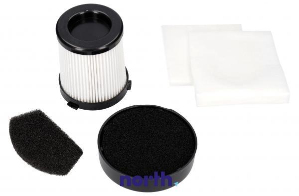 Zestaw filtrów centralny/silnika/wylotowy (5szt.) do odkurzacza Dirt Devil 2610001,1