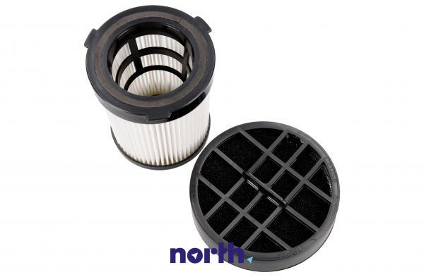 Zestaw filtrów centralny/silnika/wylotowy (5szt.) do odkurzacza Dirt Devil 2610001,2