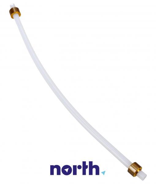 Rurka | Wężyk teflonowy 150mm + tuleje zaciskowe do ekspresu do kawy DeLonghi 5513213501,0