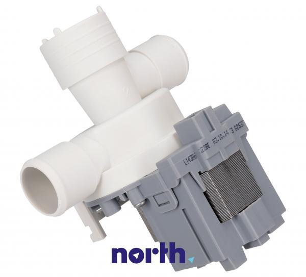 Pompa obiegowa M266 pompy odpływowej do pralki 41021348,2