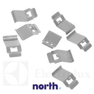 Mocowanie | Zatrzask obudowy do płyty indukcyjnej 3194172106,1