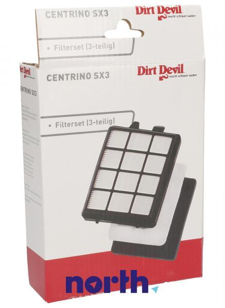 Filtr hepa do odkurzacza Dirt Devil 2700001,3