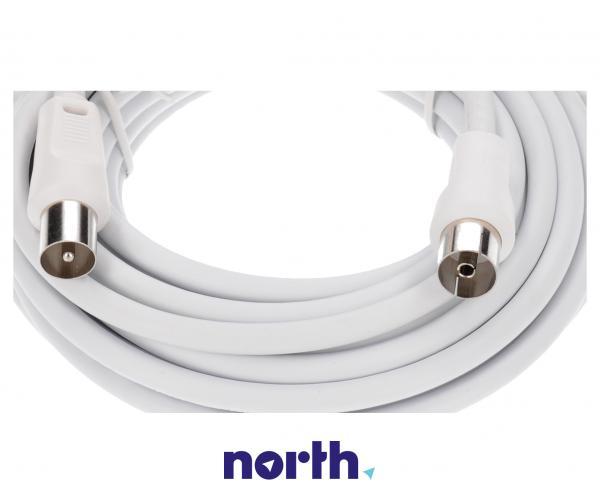 Kabel antenowy 5m (wtyk/gniazdo) standard,1