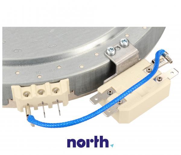 Pole grzejne HiLight podwójne (2200W/750W) do płyty grzewczej Beko 162926011,2