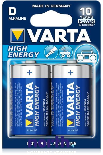 R20   LR20   MN1300 Bateria D alkaliczna 1.5V Varta (2szt.),0