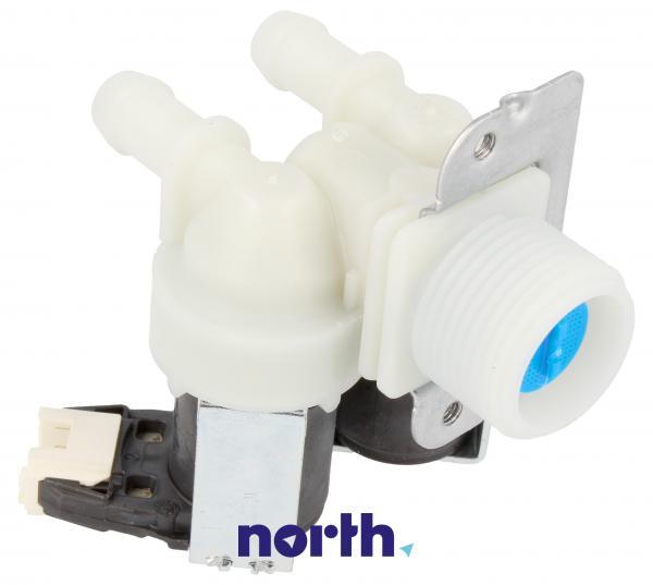 Elektrozawór podwójny do pralki Whirlpool 481228128468,0