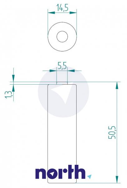 R6 | LR6 | Bateria AA (Longlife) 1.5V 2700mAh Varta (80szt.),1