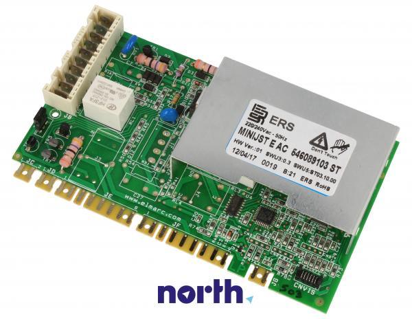 Moduł elektroniczny 651051822 skonfigurowany do pralki Ardo 546089103,0