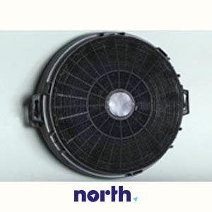 Filtr węglowy LZ54650 LZ54750 aktywny w obudowie do okapu Siemens 00644195,3
