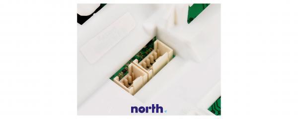 Moduł elektroniczny skonfigurowany do pralki 973914756533019,2
