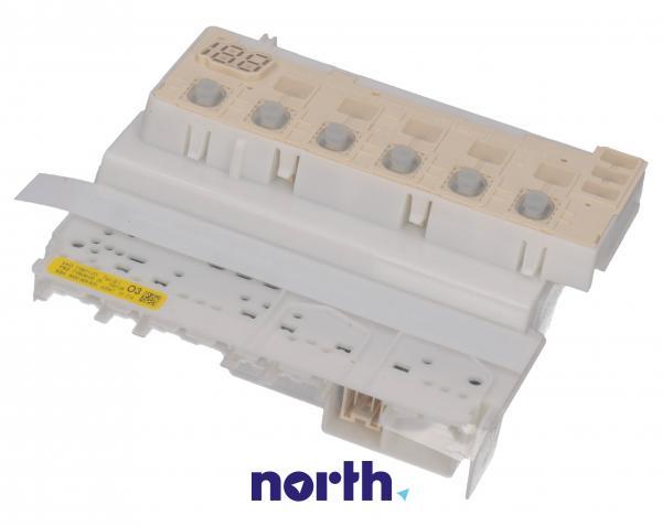 Programator   Moduł sterujący (w obudowie) skonfigurowany do zmywarki 00643257,0