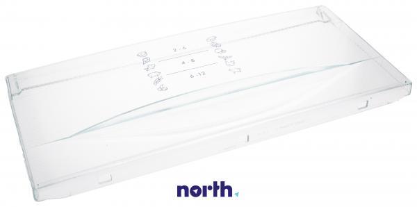 Front górnej szuflady zamrażarki do lodówki Liebherr 904180300,0