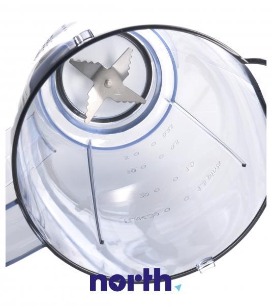 Dzbanek | Pojemnik CRP574 blendera kompletny do robota kuchennego Philips 420306550480,2