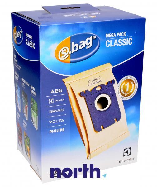 Worki S-Bag E200M (15szt.) do odkurzacza 9001967695,0