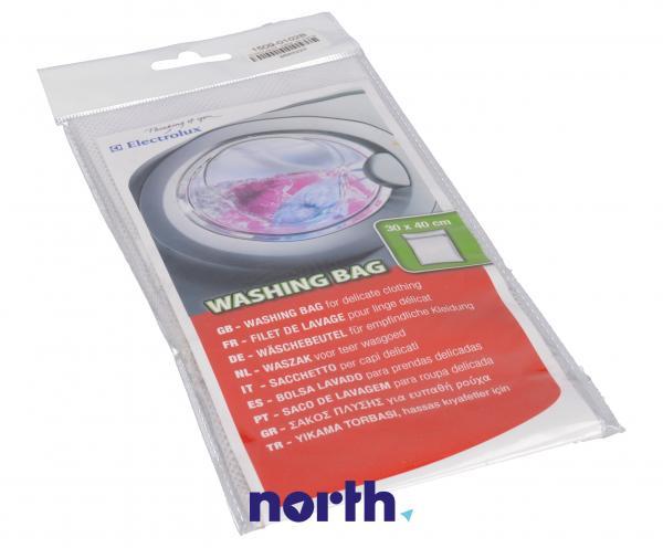 Worek | Siatka do prania do pralki (40cm x 30cm),1