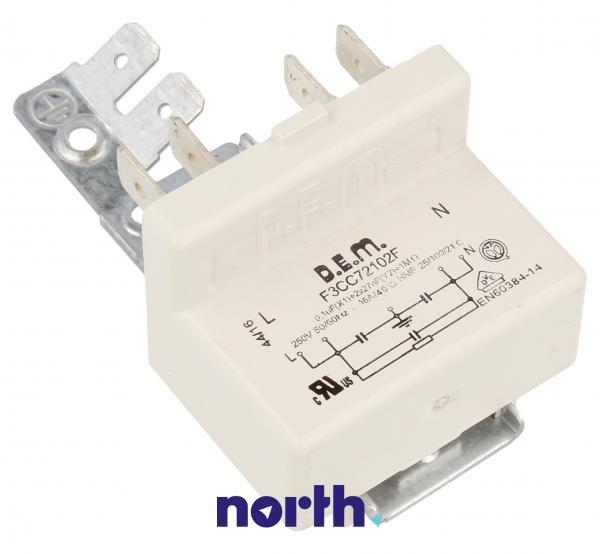 Filtr przeciwzakłóceniowy do pralki Beko 2707050100,0