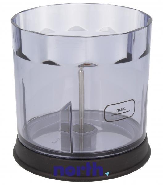 Pojemnik rozdrabniacza CRP575/01 mały blendera ręcznego Philips 420306566390,0