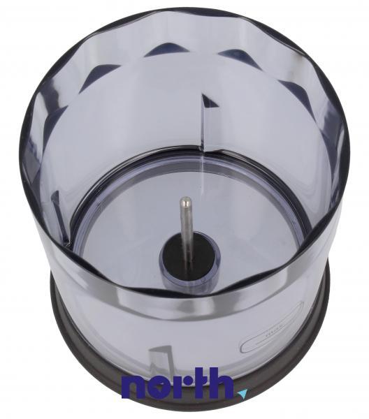 Pojemnik rozdrabniacza CRP575/01 mały blendera ręcznego Philips 420306566390,2