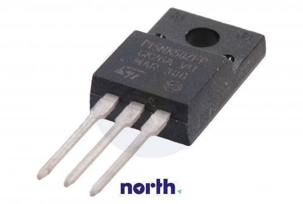 STP15NK50ZFP Tranzystor TO-220FP (n-channel) 500V 14A 43MHz,0