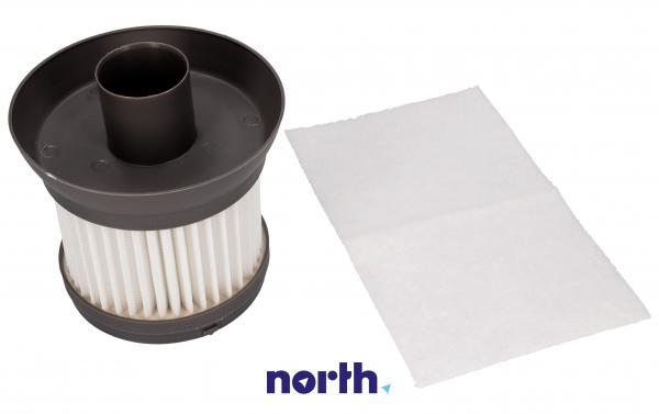 Filtr cylindryczny bez obudowy do odkurzacza - oryginał: 9001966150,0