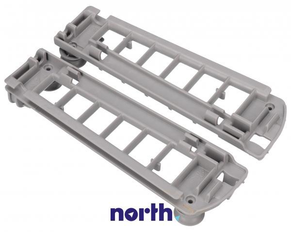 Mocowanie szuflady na sztućce z rolkami do zmywarki Siemens 00645113,1