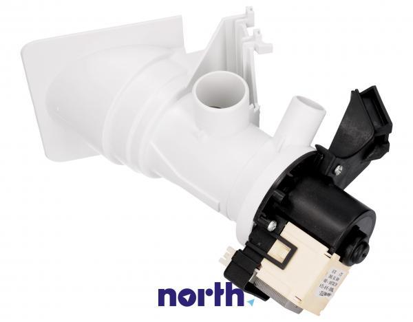 Pompa odpływowa kompletna za 481231028144 do pralki,2