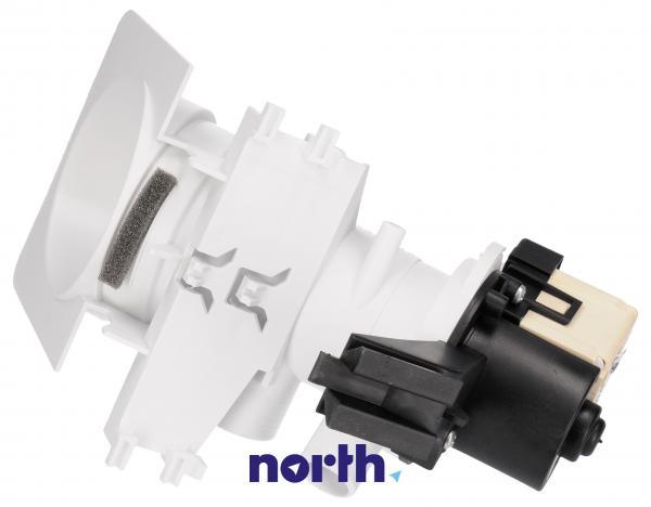 Pompa odpływowa kompletna za 481231028144 do pralki,3