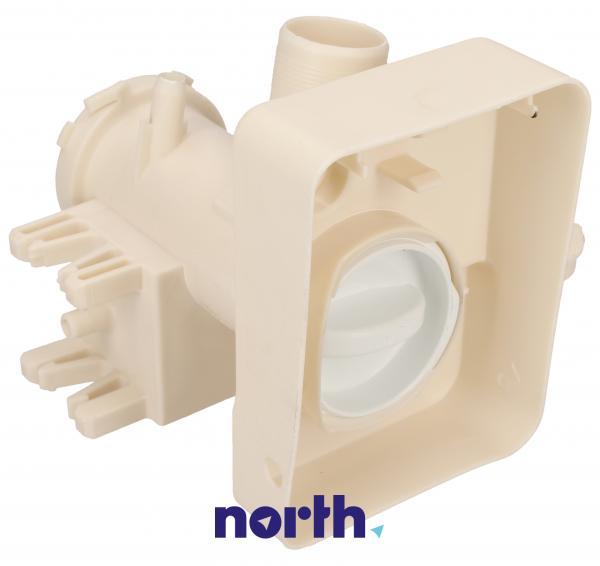 Filtr pompy odpływowej (z obudową) do pralki Electrolux 1320715269,2