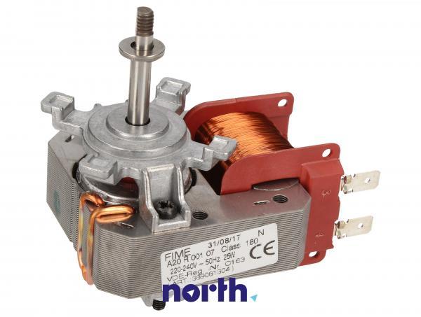 Silnik wentylatora do piekarnika 3890813045,2