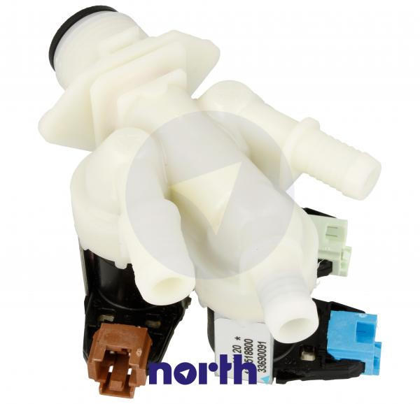 Elektrozawór do pralki 50297025004,1