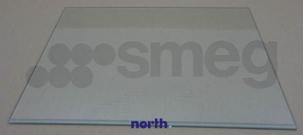 Szyba | Półka szklana chłodziarki (bez ramek) do lodówki 775651114,1