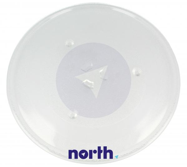 Talerz szklany do mikrofali 28.5cm (DE7420102D),0