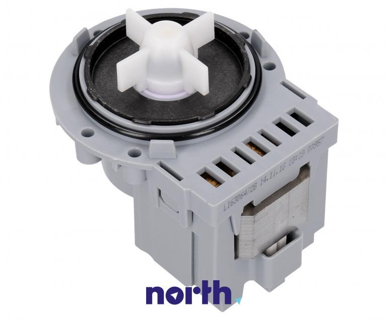 Silnik pompy odpływowej 480181701068 do pralki Samsung M332,1