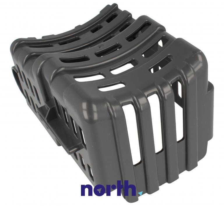 Kosz zespołu filtra papierowego do odkurzacza Zelmer 12010586,2