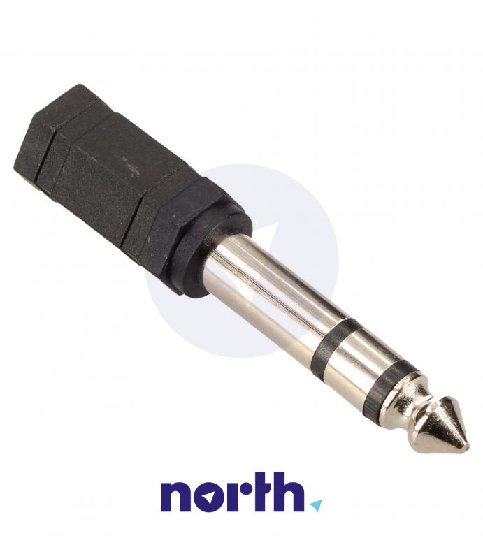 Adapter Jack 3,5mm - Jack 6,3mm stereo,0