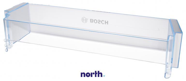 Dolna półka na drzwi chłodziarki do lodówki Bosch 00704406,2