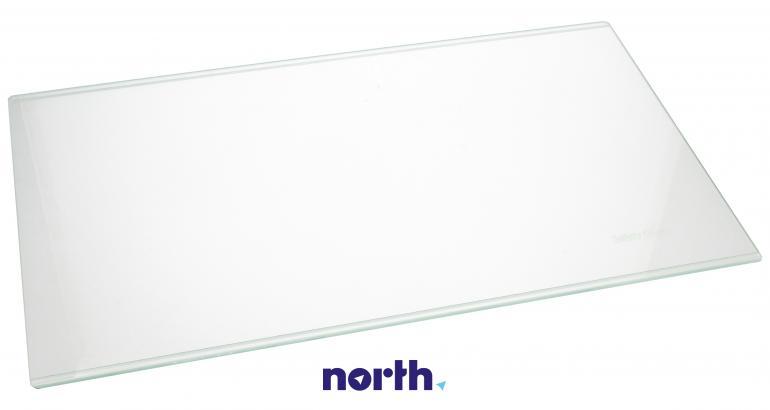 Półka szklana bez ramek do komory chłodziarki do lodówki Beko 4350798800,0