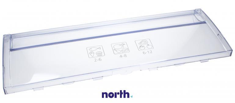 Front szuflady środkowej do komory zamrażarki do lodówki Beko 4397311400,0