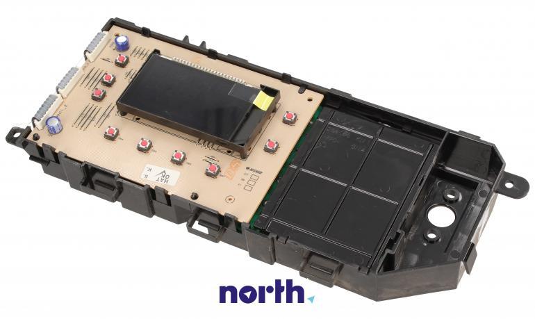 Moduł obsługi panelu sterowania z wyświetlaczem do pralki Beko 2824357210,0
