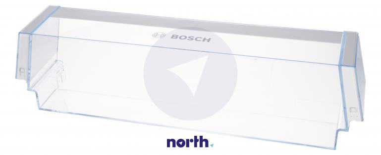 Dolna półka na drzwi chłodziarki do lodówki Bosch 00746691,1