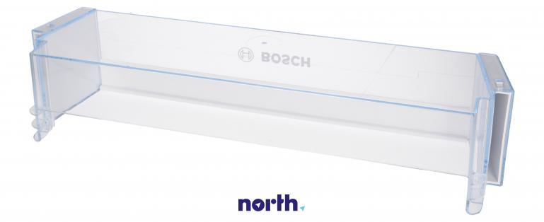 Dolna półka na drzwi chłodziarki do lodówki Bosch 00746691,2